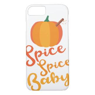 Pumpkin Spice Spice Baby Phone Case