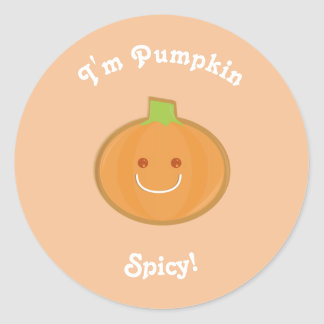 Pumpkin Spicy | Sticker