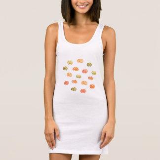 Pumpkin Tank Dress