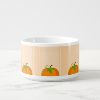 Pumpkin Top Bowl