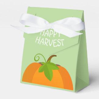 Pumpkin Top Favor Box