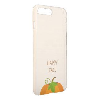 Pumpkin Top iPhone 8 Plus/7 Plus Case