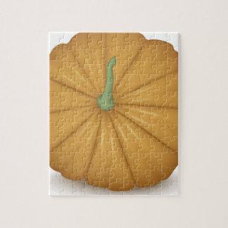 Pumpkin Top Jigsaw Puzzle