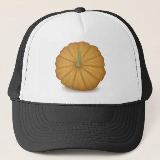 Pumpkin Top Trucker Hat