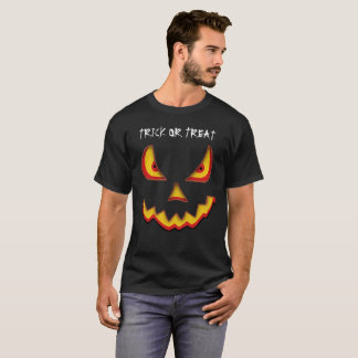 pumpkin trick or treat T-Shirt