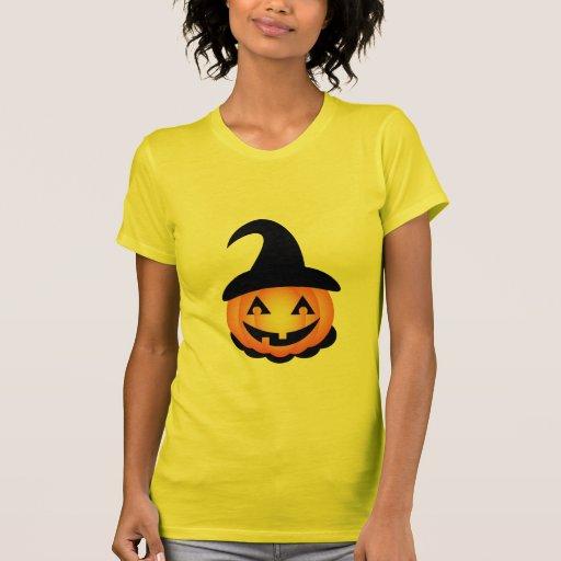 Pumpkin Witch Tees
