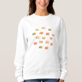 Pumpkin Women's Basic Sweatshirt