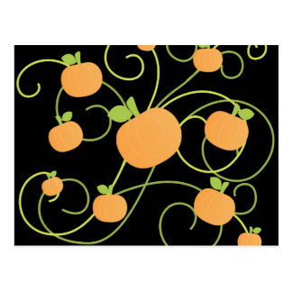 Pumpkin Works Postcard