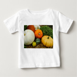 Pumpkins And Gourds Baby T-Shirt
