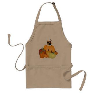 Pumpkins Apron