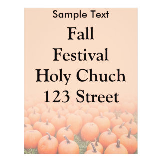 Pumpkins Flyer