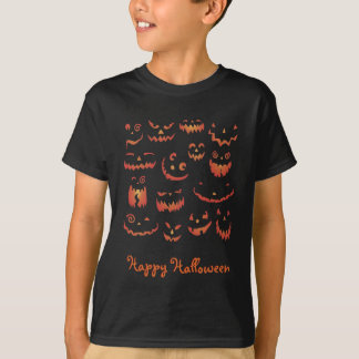 Pumpkins Glowing T-Shirt