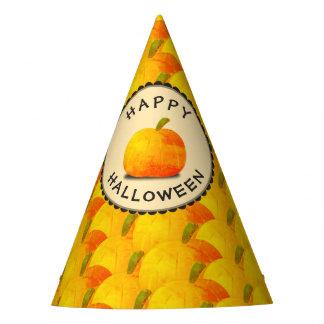 Pumpkins Happy Halloween Party Hat