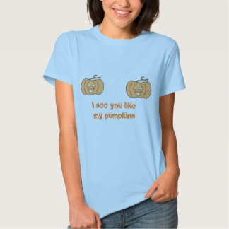 Pumpkins Shirts