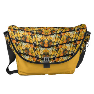 Pumpkins, Squash, and Gourds - Abstract Courier Bags