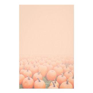 Pumpkins Stationery