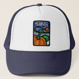 Pumpkins Trucker Hat