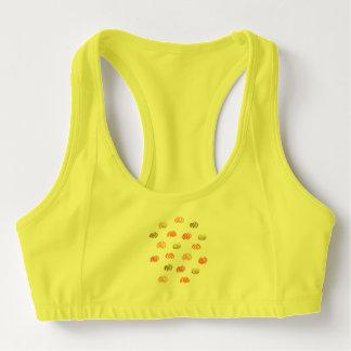 Pumpkins Women's Sports Bra