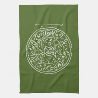 Pumpologist Pumping Iron Weightlifting Kitchen Towel