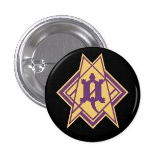 Punch Line Qmay Kai Fancy Logo Pin