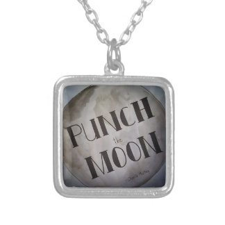 Punch The Moon products Silver Plated Necklace