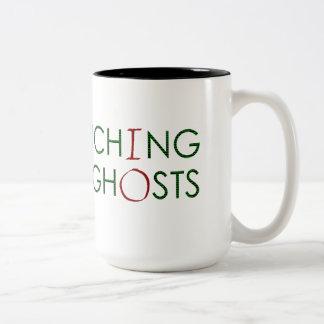 Punching Ghosts Mug