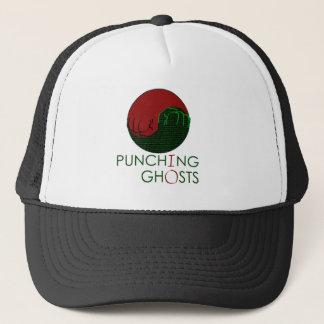 Punching Ghosts Trucker Hat