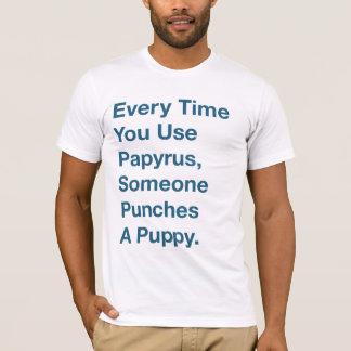 Punching Puppies T-Shirt