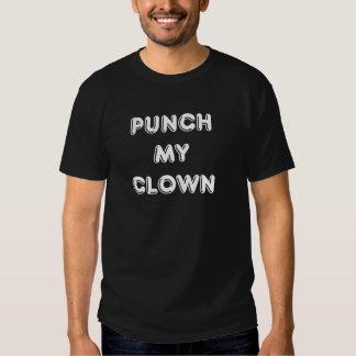 Punching the Clown Tshirts