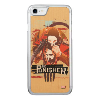 Punisher Extraction Protocol Carved iPhone 8/7 Case