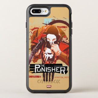 Punisher Extraction Protocol OtterBox Symmetry iPhone 8 Plus/7 Plus Case