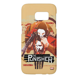 Punisher Extraction Protocol Samsung Galaxy S7 Case