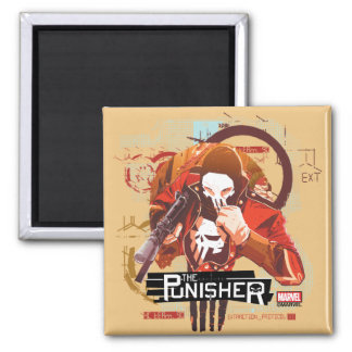 Punisher Extraction Protocol Square Magnet