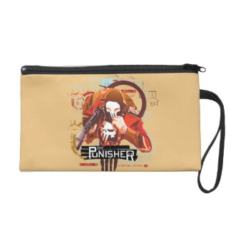 Punisher Extraction Protocol Wristlet Clutches