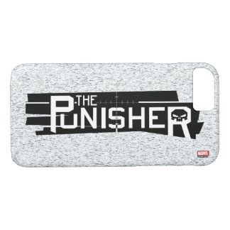 Punisher Logo iPhone 8/7 Case