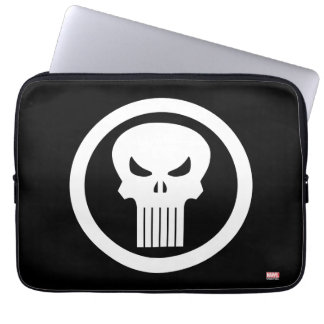 Punisher Logo Laptop Sleeve