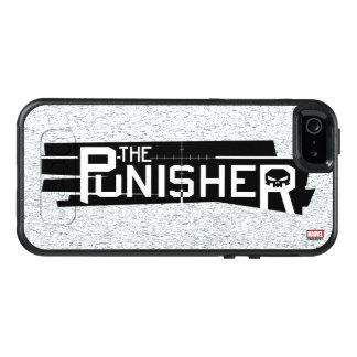 Punisher Logo OtterBox iPhone 5/5s/SE Case