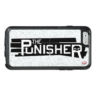 Punisher Logo OtterBox iPhone 6/6s Case