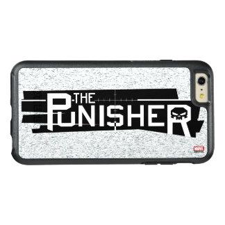 Punisher Logo OtterBox iPhone 6/6s Plus Case