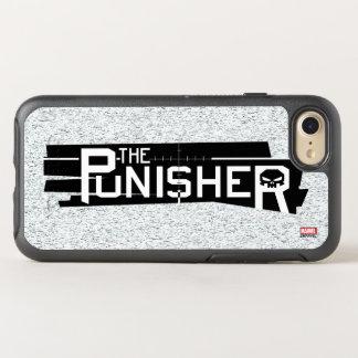 Punisher Logo OtterBox Symmetry iPhone 8/7 Case