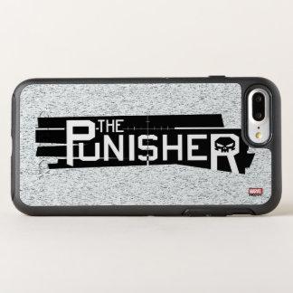 Punisher Logo OtterBox Symmetry iPhone 8 Plus/7 Plus Case