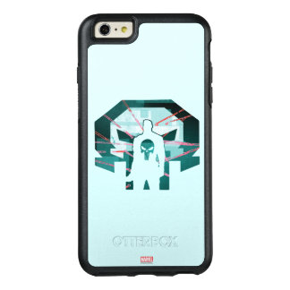 Punisher Logo Silhouette OtterBox iPhone 6/6s Plus Case