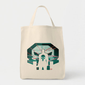 Punisher Logo Silhouette Tote Bag