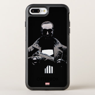 Punisher Out Of The Shadows OtterBox Symmetry iPhone 8 Plus/7 Plus Case