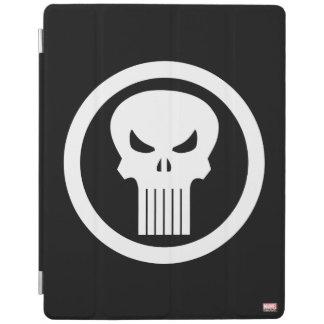 Punisher Skull Icon iPad Cover