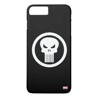 Punisher Skull Icon iPhone 8 Plus/7 Plus Case
