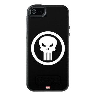 Punisher Skull Icon OtterBox iPhone 5/5s/SE Case