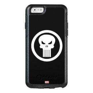 Punisher Skull Icon OtterBox iPhone 6/6s Case