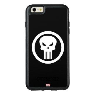 Punisher Skull Icon OtterBox iPhone 6/6s Plus Case