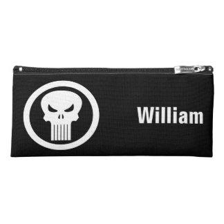 Punisher Skull Icon Pencil Case